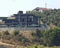 CHP'li başkanın yaptırdığı lüks villa yıkıldı!