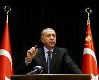 Erdoğandan Güney Afrikada FETÖ uyarısı