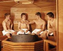 Sauna ve hamam erkeği kısırlaştırır