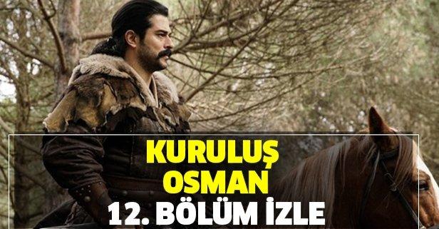 Kuruluş Osman 12. son bölüm izle