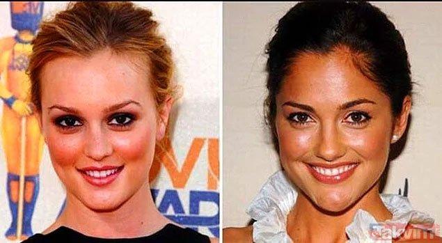 Adriana Lima bakın kime benzetildi! Bu benzerlik sosyal medyanın diline düştü...