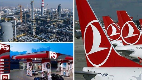 Türkiye'nin en büyük şirketleri listesi açıklandı