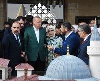 Erdoğan Panorama Müzesi'ni ziyaret etti