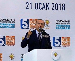 Erdoğandan HDPye çok sert mesaj! Bedelini ağır öderler