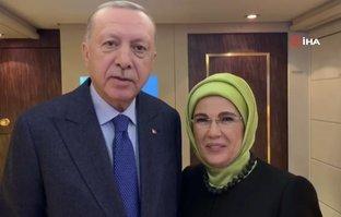 Başkan Erdoğan'dan öğrencilere sürpriz mesaj