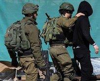İsrail top oynayan 3 çocuğu gözaltına aldı!
