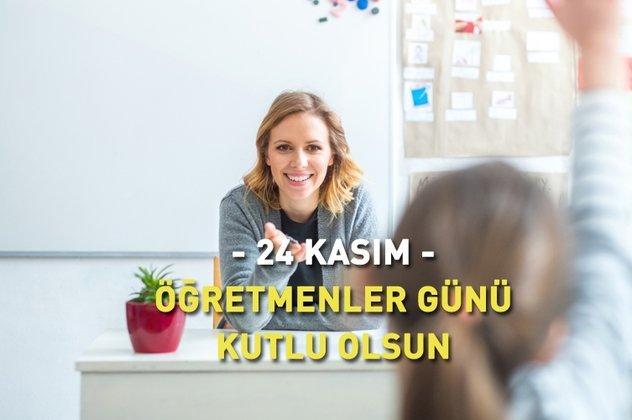 öğretmenler Günü Mesajları En çok Paylaşılan 24 Kasım öğretmenler