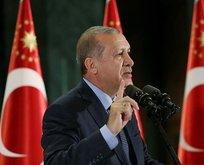 Erdoğan'dan koronavirüs uyarısı