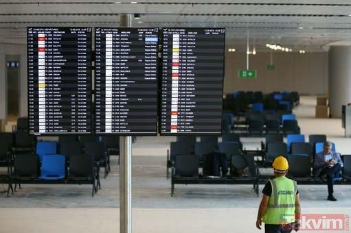 Dünyanın en büyüğü: İstanbul Yeni Havalimanı