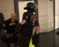 Fransada polis şiddeti giderek artıyor