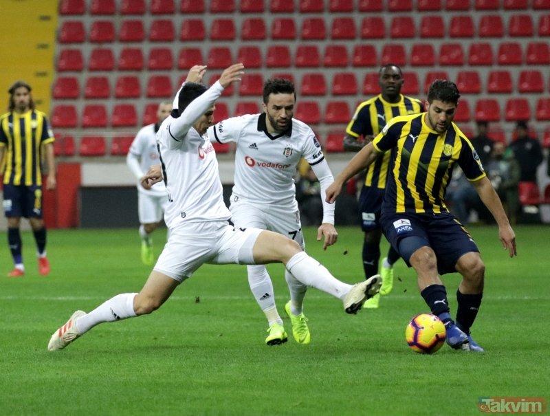 Bu Beşiktaş bir başka | Ankaragücü: 0 - Beşiktaş: 3 Maç sonucu - Özet