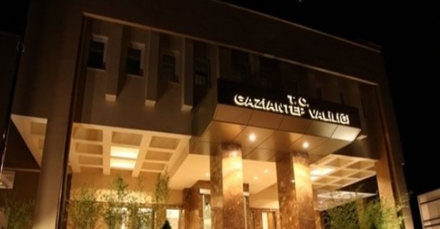 Gaziantep'te etkinlik yasağı