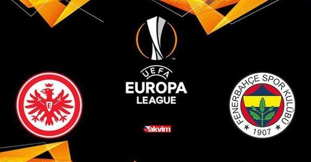 Frankfurt - Fenerbahçe maçı ne zaman, saat kaçta?