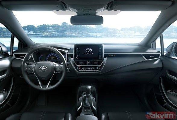 2019 Toyota Corolla Hatchbac Gumbur Gumbur Geliyor Toyota Corolla