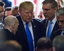 ABDden Trumpa tokat gibi Suriye çağrısı