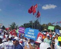 CHP ve HDP'de işçilere verilen sözler tutulmadı!
