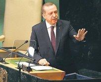 Başkan Erdoğan'dan BM'de tarihi çağrı!