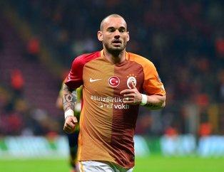 Wesley Sneijder Galatasaray'a mı dönüyor? Menajeri konuştu