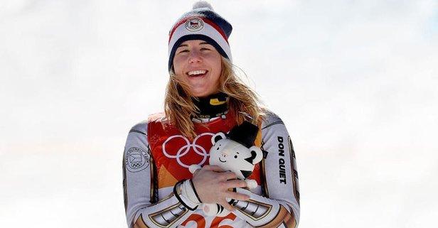 13 Şubat Eleq ipucu: 2018 Kış Olimpiyatları'nda, iki farklı disiplinde şampiyon olan ilk kayakçı kimdir?