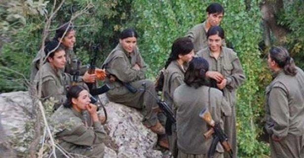 PKK'nın kadın yapılanmasına operasyon!