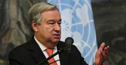 Son dakika: BM Genel Sekreteri Guterres'den çağrı