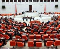 Meclis'e gönderilen 33 fezlekenin ayrıntıları
