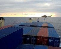 Almanya'dan flaş Türk gemisi açıklaması