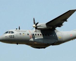 Türkiye'nin CASA CN-235'i Rus hava sahasında!