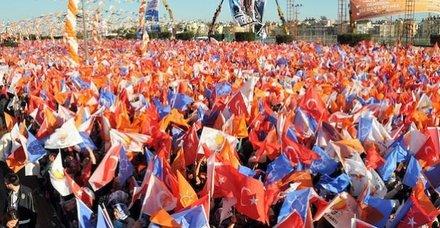 AK Parti'nin yerel seçim kampanyasının başlayacağı tarih belli oldu