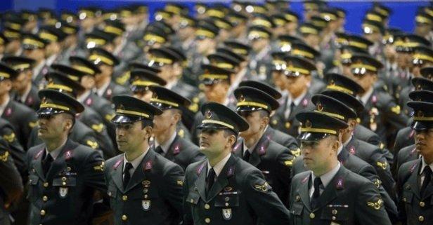 Uzman çavuş, astsubay ve subay alımı yapılacak mı?
