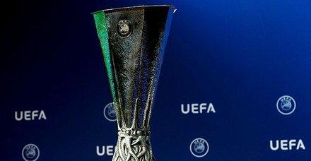 UEFA Avrupa Ligi'nde Beşiktaş ve Başakşehir'in rakipleri belli oldu!