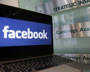 Facebookun veri sattığı şirkette şüpheli paket alarmı