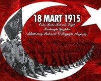 18 Mart Çanakkale şehitleri en güzel anma sözleri