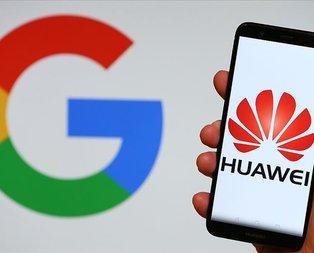 Huawei Android hakkında kararını verdi!