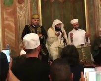 Kabe imamından Erdoğana dua