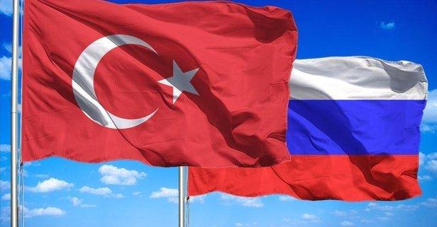 Türkiye'den Rusya'ya kritik ziyaret