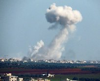 Rus uçakları İdlib'de sivilleri vurdu! Çok sayıda ölü var