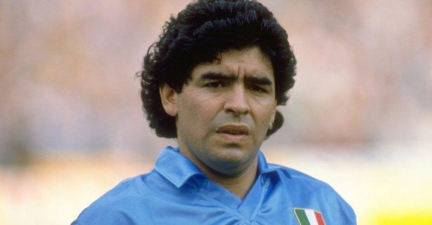 Dünyaca ünlü mafya çökertildi! Maradona...
