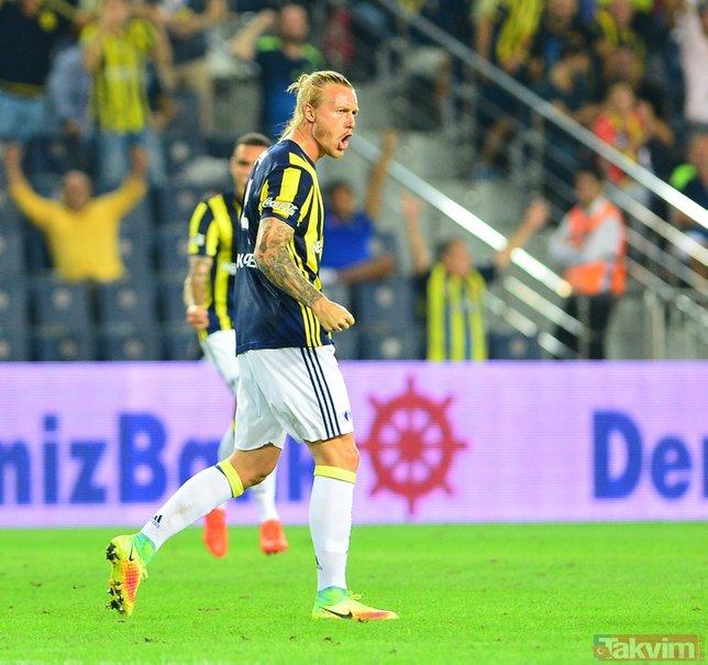 Simon Kjaer'den Fenerbahçe açıklaması! Transfer...