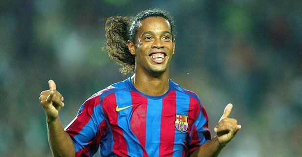 Ronaldinho koronavirüse yakalandı!