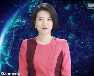 Çin ilk yapay zekalı kadın haber spikerini tanıttı