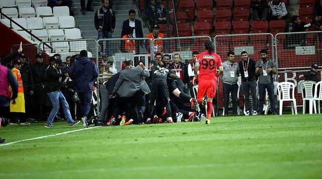 Türkiye Kupası TM Akhisarspor'un