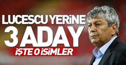 Lucescu ile yollar ayrılıyor! Milli Takım'ın yeni hocası kim olacak?