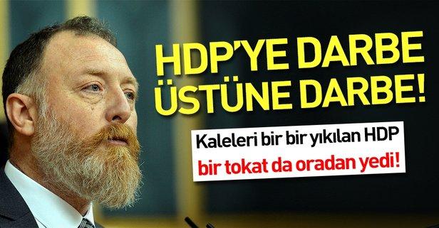 HDP'ye bir darbe de oradan! İlk kez kazanıldı