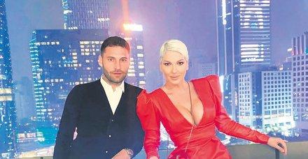 Dusko Tosic ve Jelena Karleusa arasında ayrılık çanları çalmaya başladı