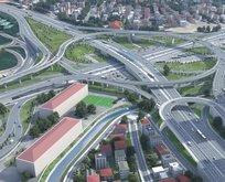 İstanbul'un trafik yükü hafifleyecek! Bakın dev proje nereye yapılıyor...