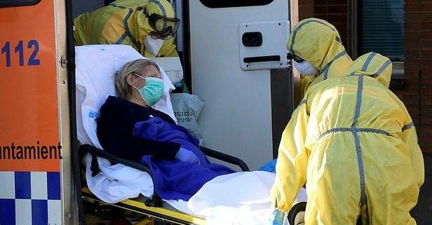 İspanya'da koronavirüs kabusu! Kritik eşiğe yaklaştı