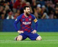 Messi krizi sürüyor!