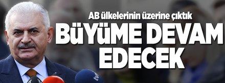 """""""Türkiye AB ülkelerini geçti"""""""
