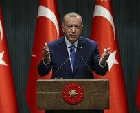 Başkan Erdoğan aşılama tarihini açıkladı